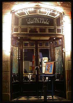 Cafè-Teatre Llantiol